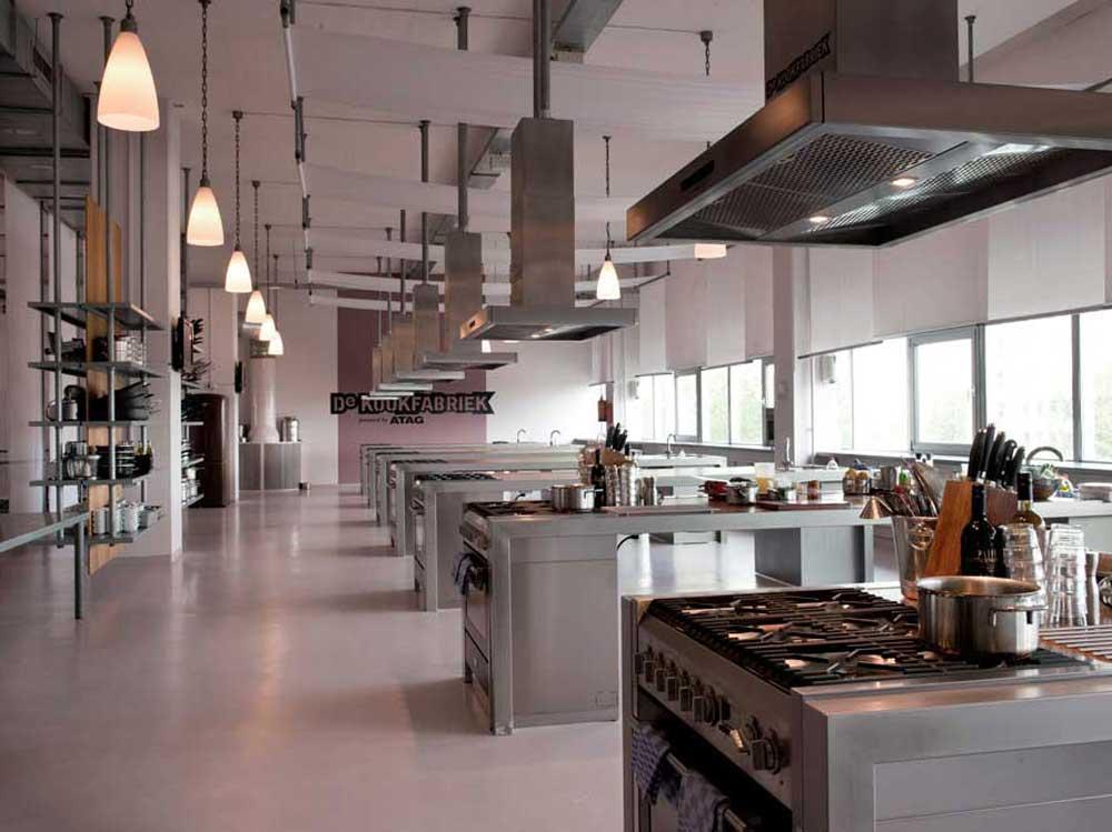 Samen de keuken in!